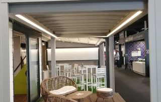 stand salon habitat